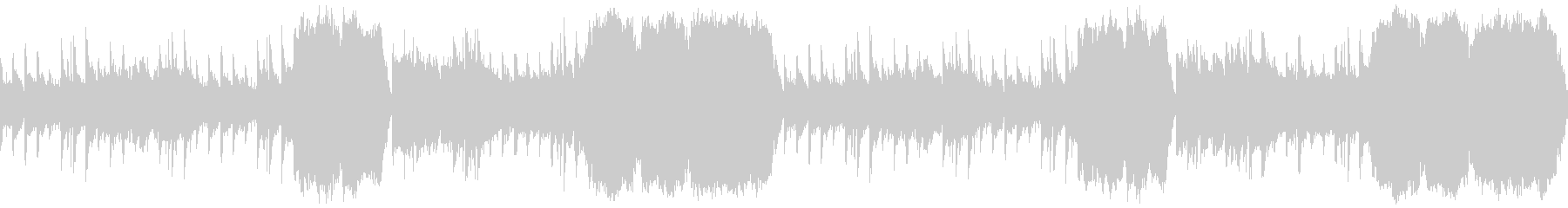 【ドラム抜き】感動系壮大エピックサウンドの未再生の波形