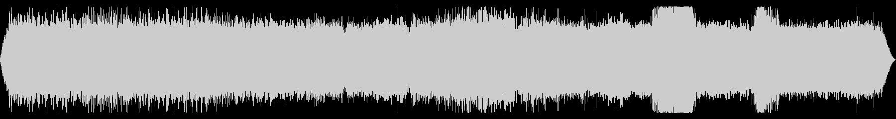 【自然音】滝01#2(山梨)の未再生の波形