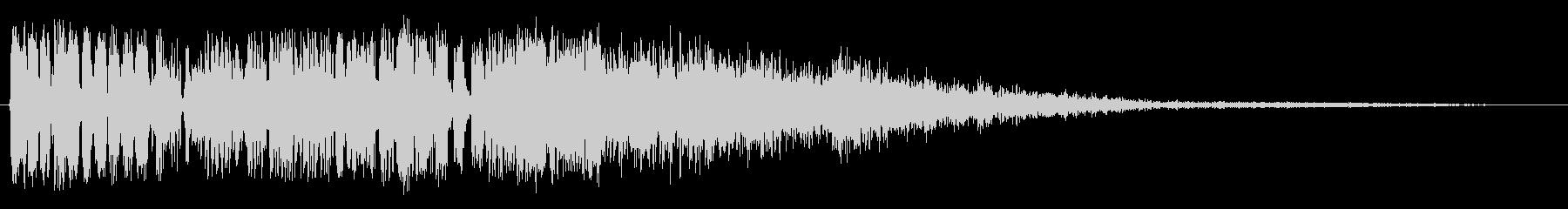 スイッチャー2の未再生の波形