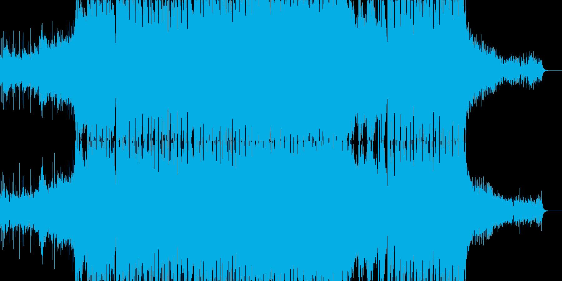エピックメタル・オーケストラ・緊迫の再生済みの波形