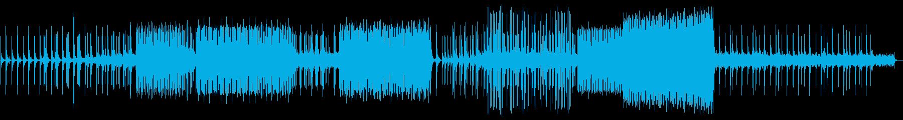 Atama no nakaの再生済みの波形