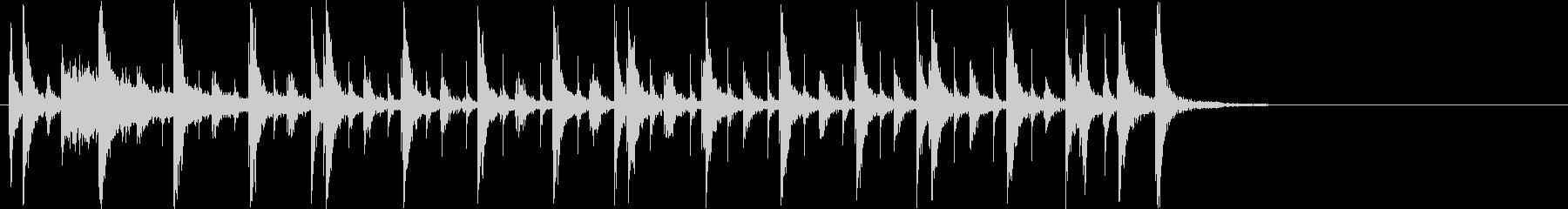 木琴メロディー:ケイジャンクッキン...の未再生の波形