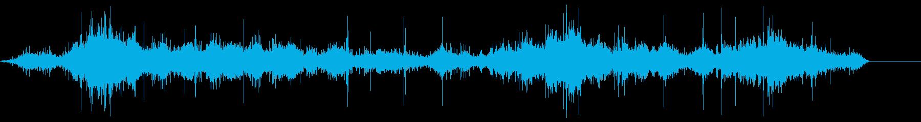 ウェーブブレイカーズ、ラップ; D...の再生済みの波形