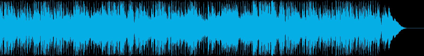 回想シーンなどに最適な楽曲です。の再生済みの波形