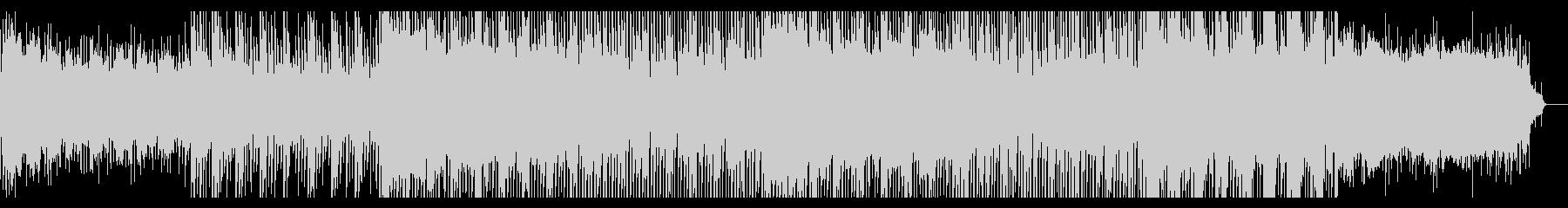 デジタルシネマティックなIDMの未再生の波形
