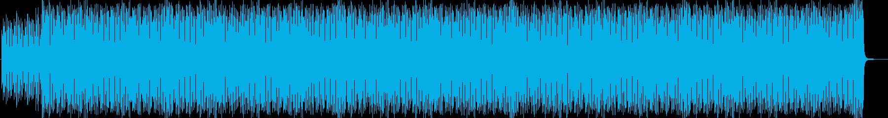 奇妙でコミカルおかしなハロウィンサーカスの再生済みの波形