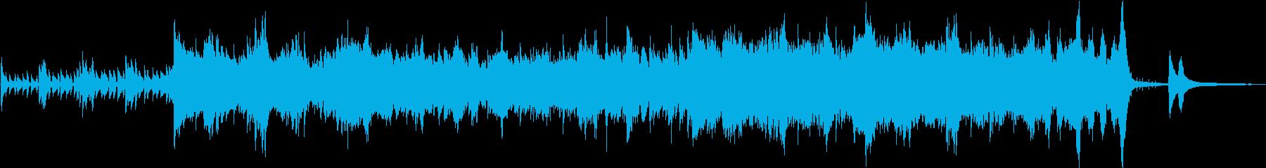 PV】さわやかでエレガントなピアノの再生済みの波形