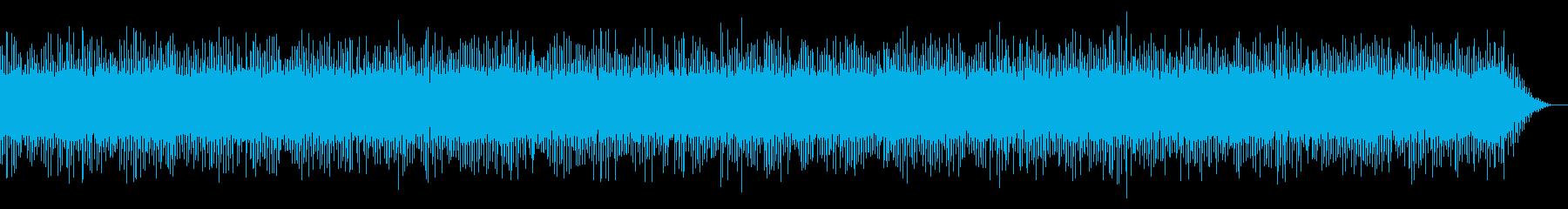 電流ビリビリの再生済みの波形