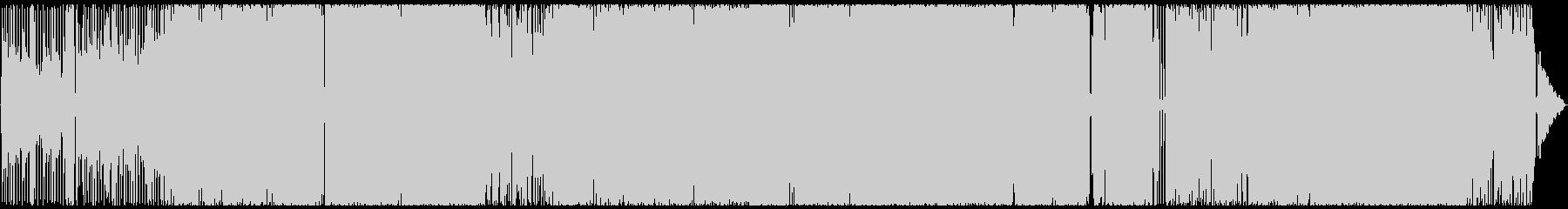 カワボでAORの未再生の波形