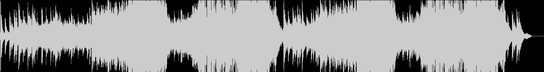 琴で奏でるFuture Pop/メロ無の未再生の波形