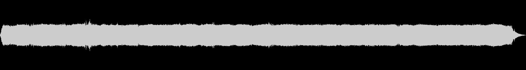 ミディアムオーシャンサーフ、安定した波の未再生の波形