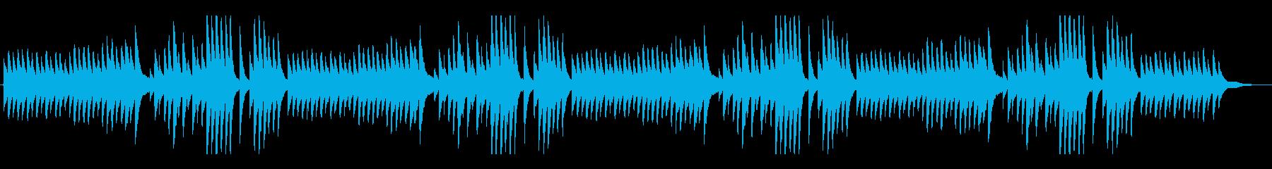 「この道」シンプルなジャズピアノアレンジの再生済みの波形