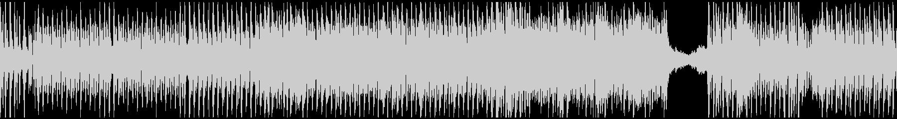 ポップなゴシックオーケストラ(ループ)の未再生の波形