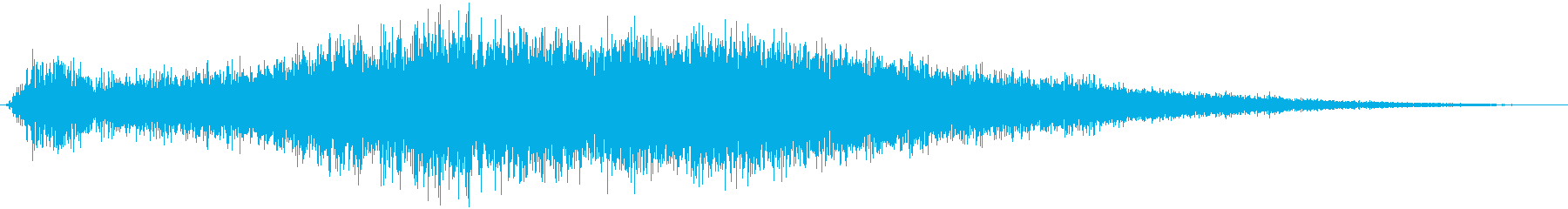 インナーファイバーの再生済みの波形