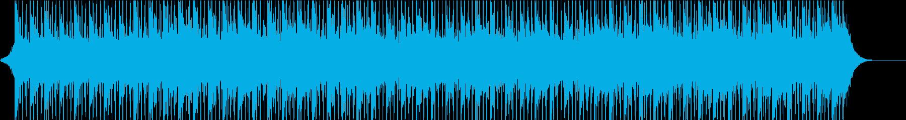 爽やか4つ打ちテクノポップ・企業VPの再生済みの波形