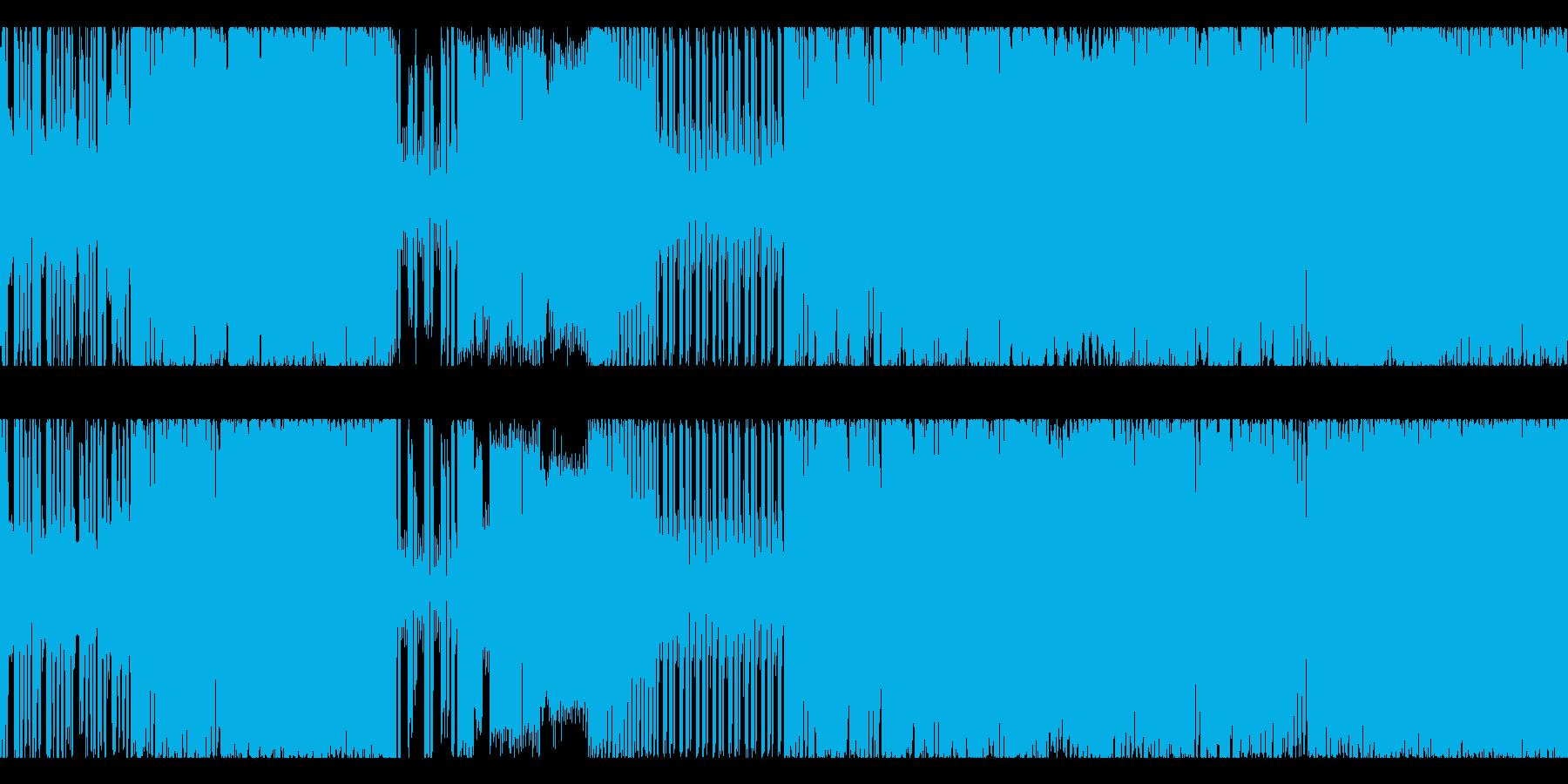 【ループ仕様】三味線×エレクトロサウンドの再生済みの波形