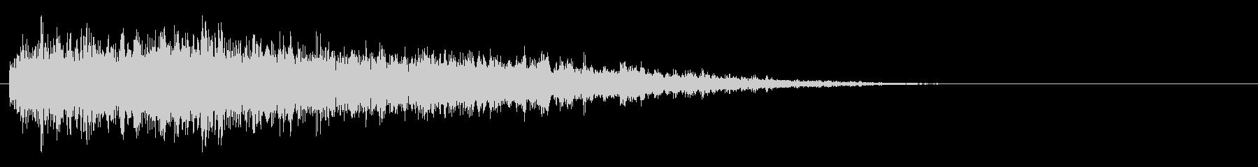 サスペンスピアノ音_18-3の未再生の波形