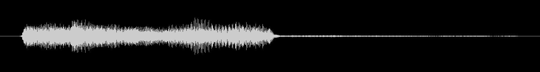 ゲーム、クイズ(ピンポン音)_009の未再生の波形