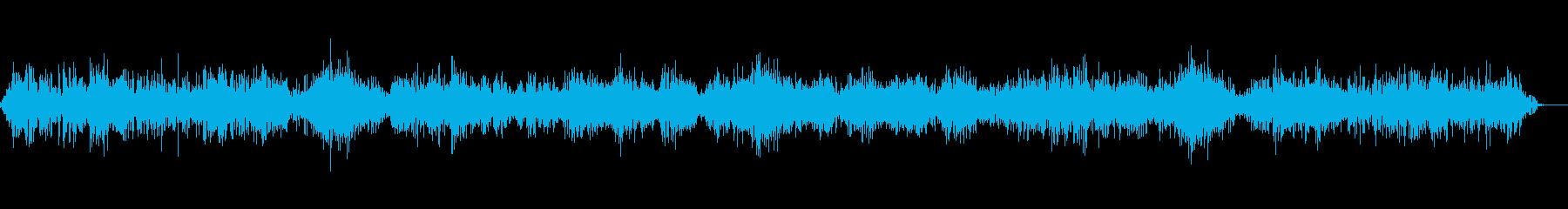 巻き戻し巻き戻し15の再生済みの波形