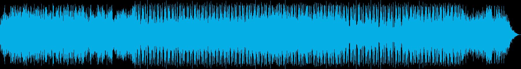 電子。の再生済みの波形
