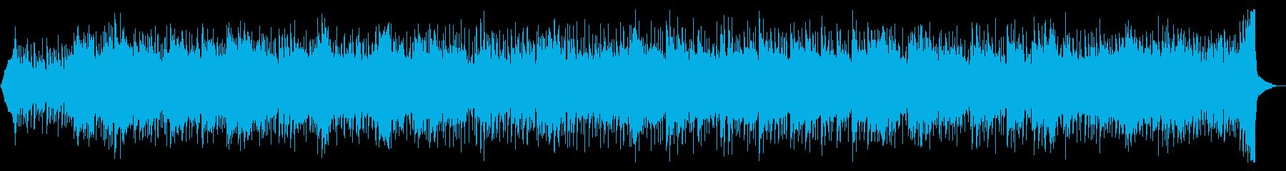 BGM29の再生済みの波形