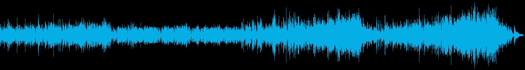 ジャズトリオ。の再生済みの波形