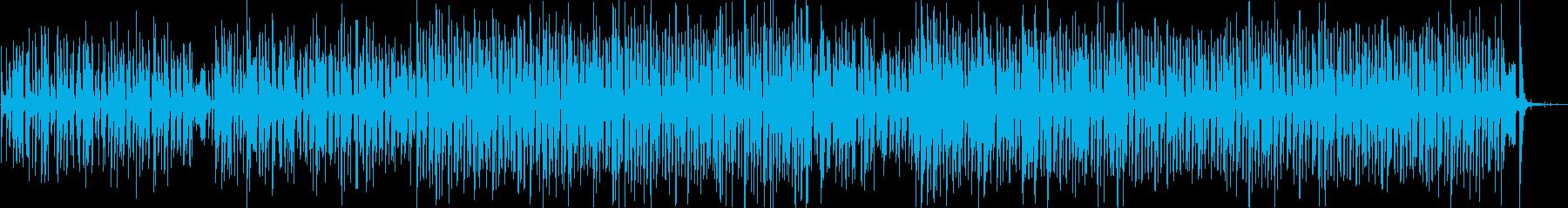 シネマティック 感情的 楽しげ ク...の再生済みの波形