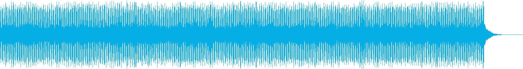 IT系・ニュース・データ エレクトロの再生済みの波形