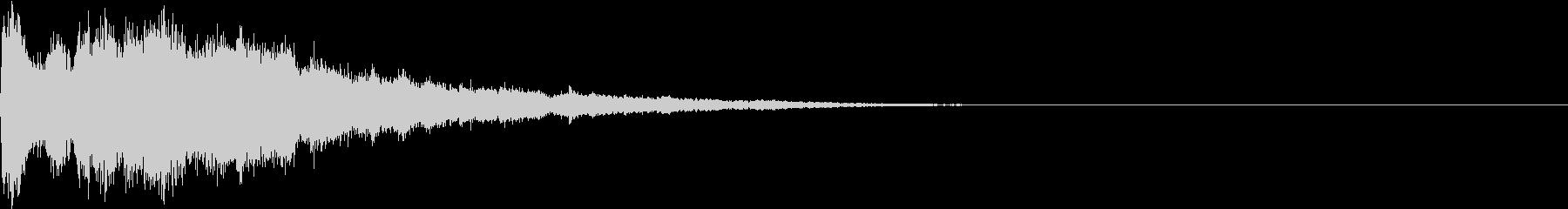 キラキラ 情報 番組 テロップ 06の未再生の波形