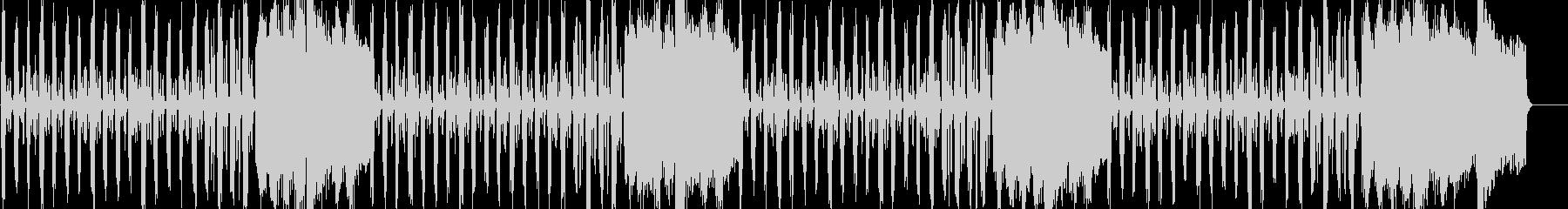 格調の高いス気品あるストリングス曲の未再生の波形