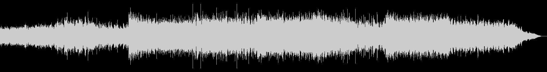 デジタルで歪なアンビエントIDMの未再生の波形