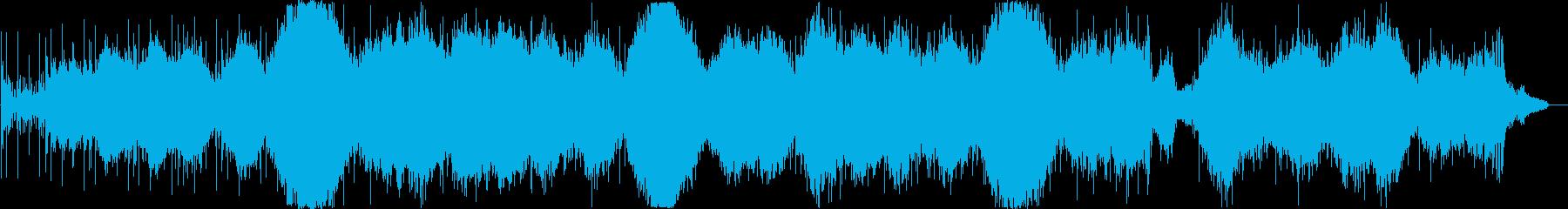 動画 サスペンス クール やる気 ...の再生済みの波形