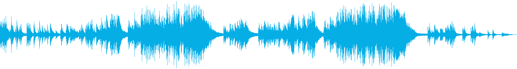 KANTピアノソロ9感動シーン系バラードの再生済みの波形