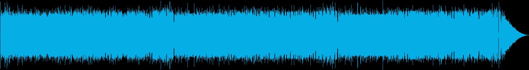 【8bit】ミラージュミステリアスバトルの再生済みの波形