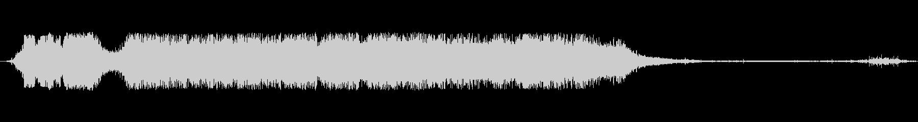 液体窒素タンク:スクイーリングリリ...の未再生の波形