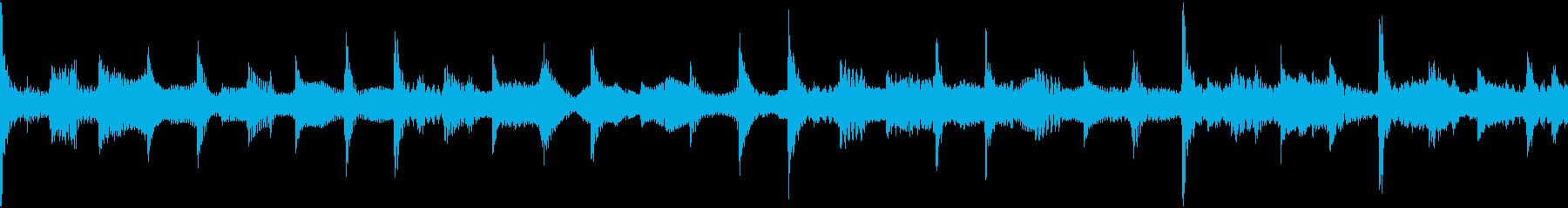 A contemporary sm...'s reproduced waveform