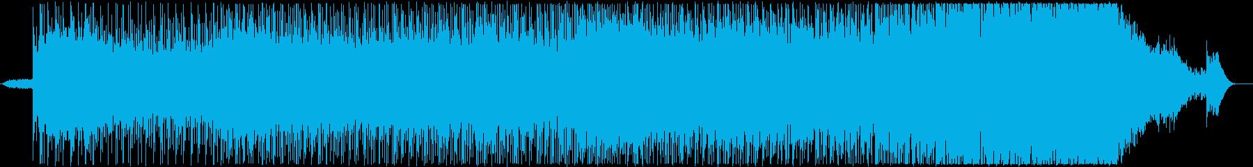 アンビエント 実験的な バトル 焦...の再生済みの波形