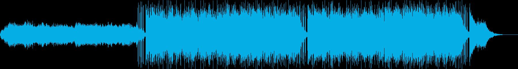 コンドルは飛んでいくのイメージオリジナルの再生済みの波形
