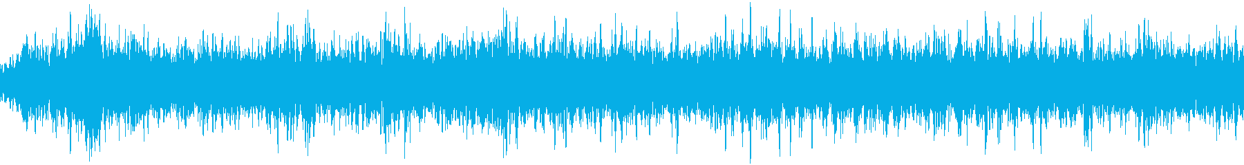 パソコンの電源を入れるの再生済みの波形