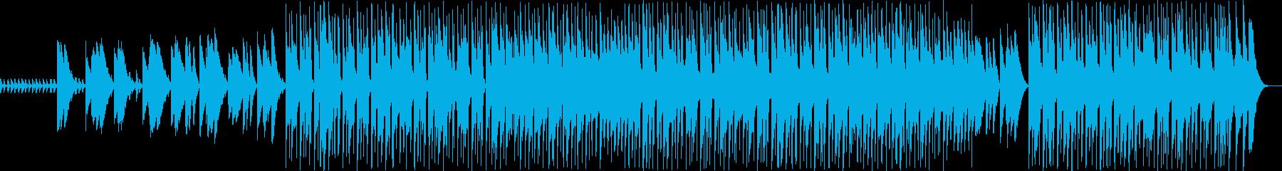 クリスマス エレキギター パーカッ...の再生済みの波形
