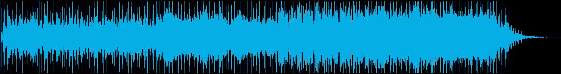 TOTO風ギターロックインスト【AOR】の再生済みの波形