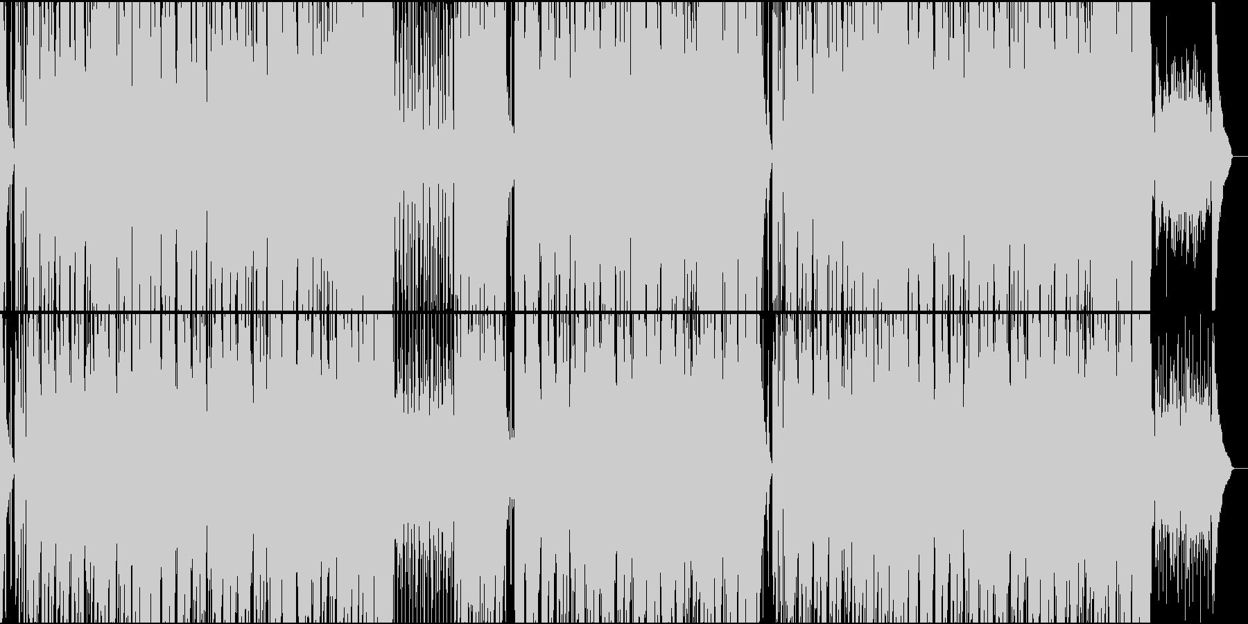 シンプルなボサノバ_01の未再生の波形