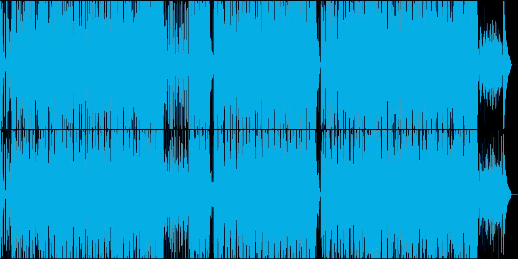 シンプルなボサノバ_01の再生済みの波形