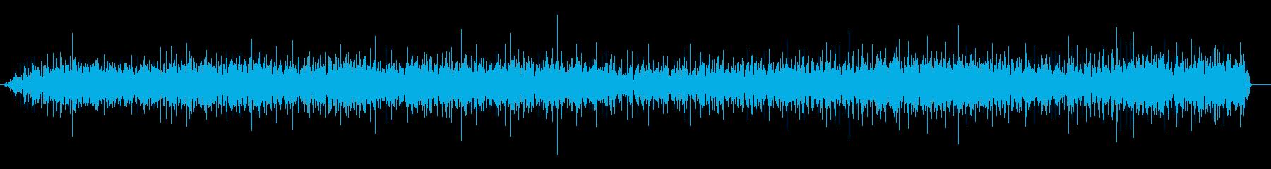 MANUAL:MIX IN BOW...の再生済みの波形