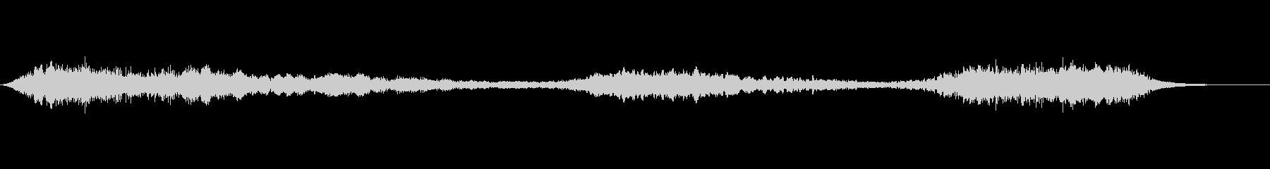 アニマルスティンガー;不気味なダブ...の未再生の波形