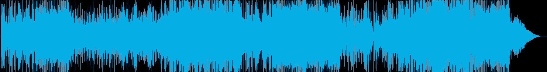 夏の始まりに聞きたいガールズポップロックの再生済みの波形