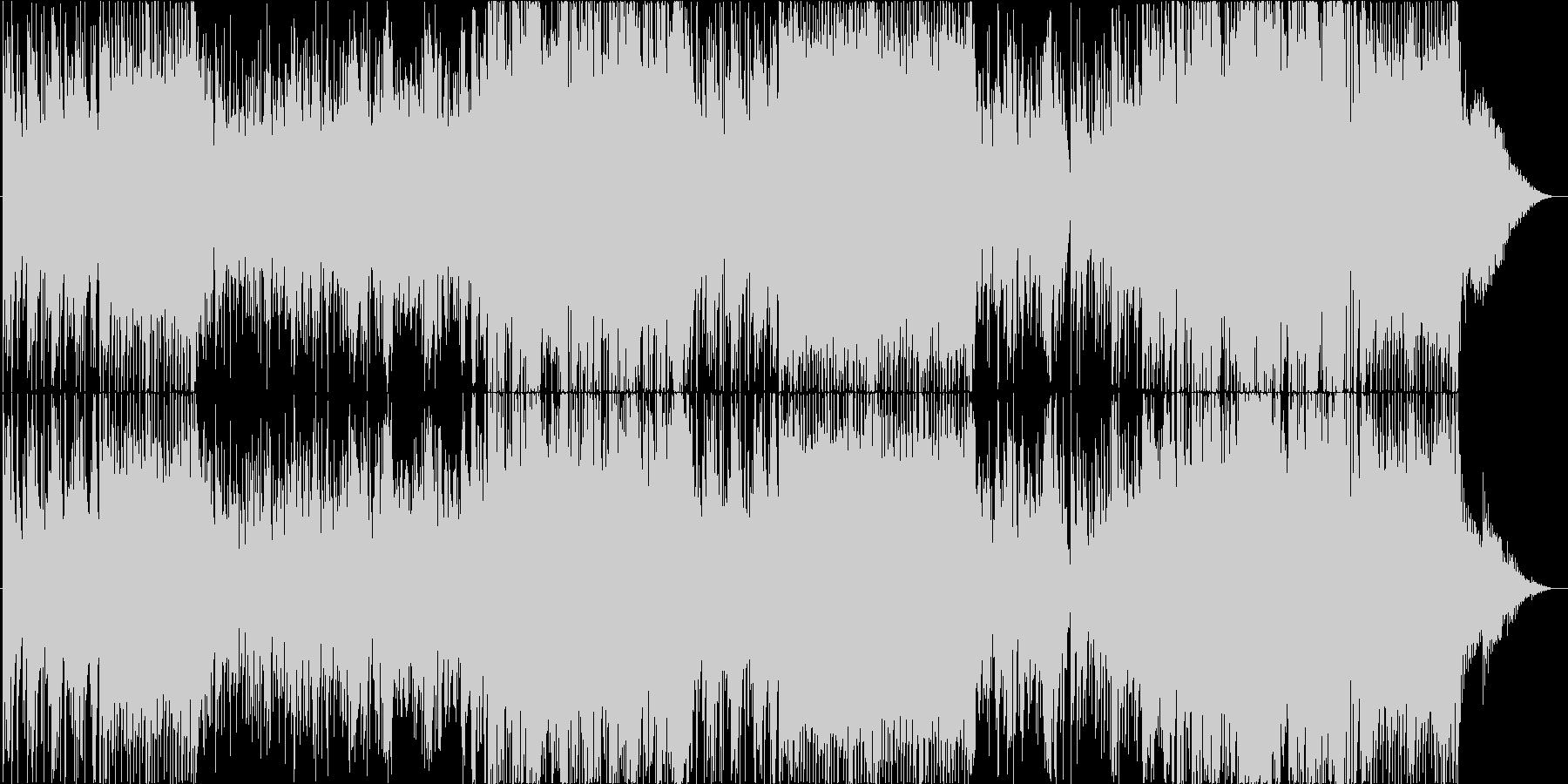夏の始まりに聞きたいガールズポップロックの未再生の波形