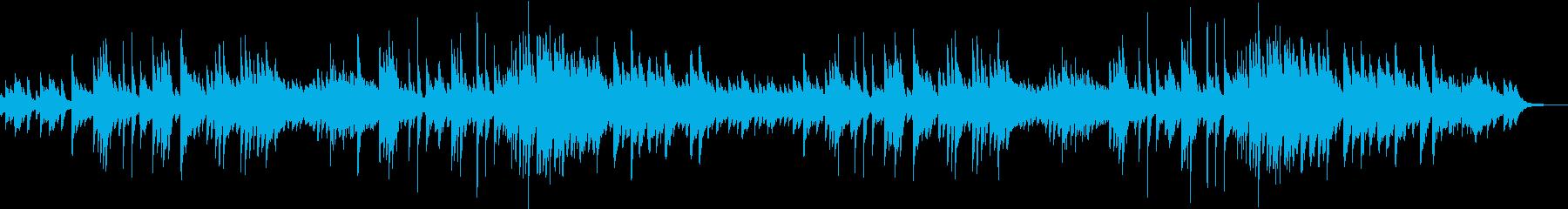 タイスの瞑想曲 琴アレンジの再生済みの波形