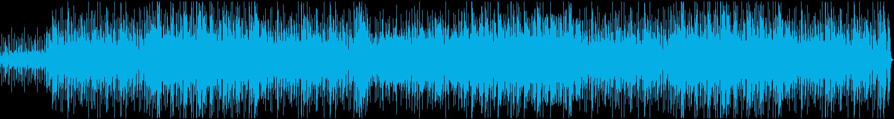 パシフィックカリプソスカスタイルで...の再生済みの波形