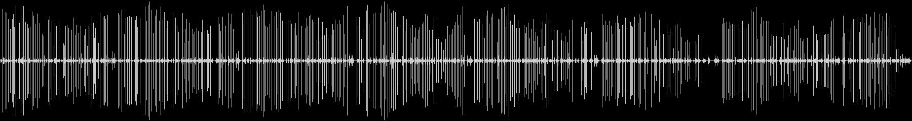 スモールヴィンテージポータブルレミ...の未再生の波形